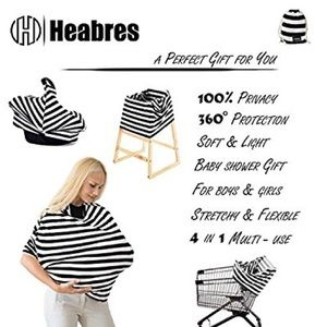 Accessories - Multi-Use Baby Cover